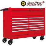 T47074 13 Drawer Heavy Duty Roller Cabinet